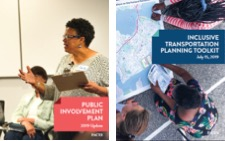 Public Involvement Plan Covers